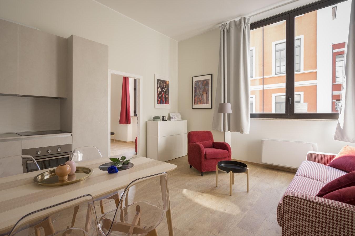 להשכרה בניין דירות Airbnb בתל אביב